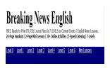 Breaking News English