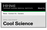 HHMI Howard Huges Medical Institute